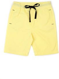 Babeezworld Printed Baby Boy's Basic Shorts
