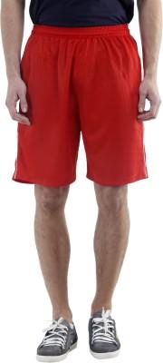 Meebaw Solid Men,s Red, Dark Blue, Blue, Blue, Black Gym Shorts