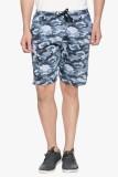 Garcon Printed Men's Grey Basic Shorts