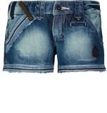 Chlorophile Solid Women's Blue Hotpants
