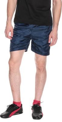 Fizzaro Solid Men's Reversible Blue Boxer Shorts