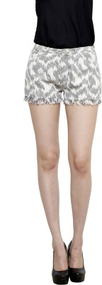 I Am For You Woven Women's Beige Basic Shorts