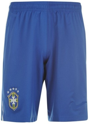 Marex Printed Men's Blue Sports Shorts
