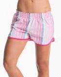 PrettySecrets Striped Women's Pink, Whit...