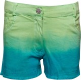 Joshua Tree Short For Girls Cotton Linen...