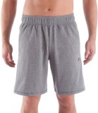 Domyos Solid Men's Grey Sports Shorts