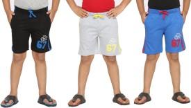 Greenwich Solid Boy's Sports Shorts