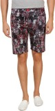 Being Primal Graphic Print Men's Multico...