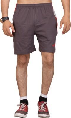 Vego Self Design Men,s Brown Night Shorts