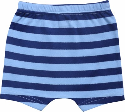 Bio Kid Striped Baby Boy's Multicolor Basic Shorts
