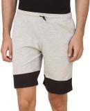 Hardys Self Design Men's Grey Sports Sho...