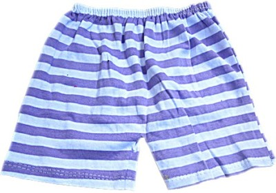 DCS Striped Boy's Multicolor Basic Shorts