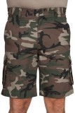 Solognac Printed Men's Green Cargo Short...