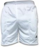S-Mark Embroidered Men's White Sports Sh...