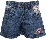 Cool Quotient Short For Girls Cotton Lin...