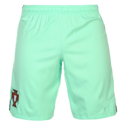 Marex Printed Men's Green Sports Shorts