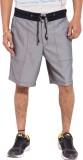 Tam Creatio Solid Men's Grey Basic Short...