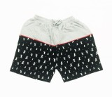 Tomato Short For Girls Printed Cotton Li...