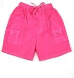 AJ Dezines Short For Boys Solid Cotton L...
