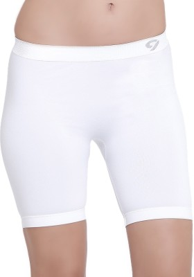 C9 Solid Women's White Cycling Shorts