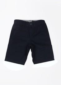 Nautica Short For Boys Cotton(Dark Blue)