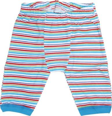 Mee Mee Printed Baby Girl's Dark Blue High Waist Shorts