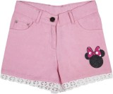 Mickey & Friends Short For Girls Printed...
