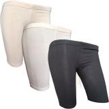 Lilsugar Short For Girls Solid Cotton Li...