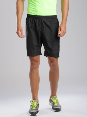 HRX by Hrithik Roshan Solid Men's Black Sports Shorts