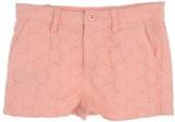 Joy N Fun Short For Girls Cotton Linen B...