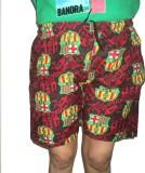Mode Printed Men's Multicolor Bermuda Sh...