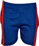 Gee & Bee Short For Boys Cotton Linen Bl...