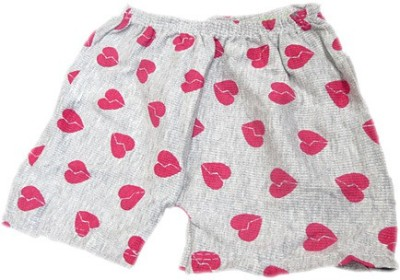 DCS Printed Baby Boy's Multicolor Basic Shorts