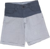 Coffee Bean Short For Boys Self Design C...