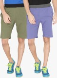 LUCfashion Solid Men's Multicolor Sports...