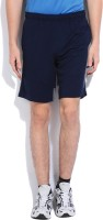 Reebok Self Design Men's Grey, Blue Sports Shorts