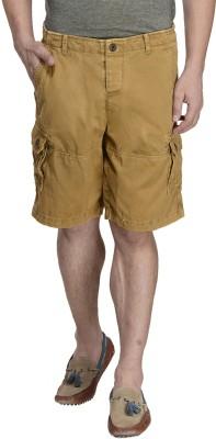 MONTEIL & MUNERO Solid Men's Beige Boxer Shorts