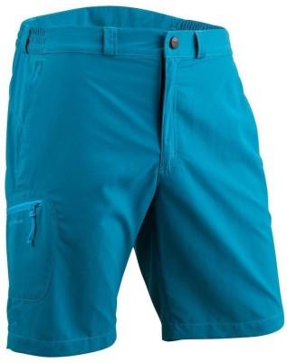 Quechua Solid Men's Blue Sports Shorts