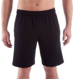 Domyos Solid Men's Black Sports Shorts