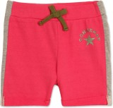 Converse Short For Girls Cotton Linen Bl...