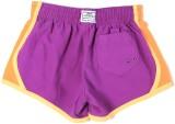 Nike Kids Short For Girls (Brown, Pack o...