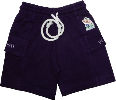 PLIPSH Slim Fit Boy's Purple Trousers