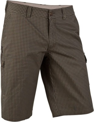 Quechua Checkered Men's Multicolor Bermuda Shorts