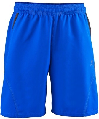Domyos Solid Men's Blue Sports Shorts