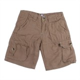 Coffee Bean Short For Boys Cotton Linen ...