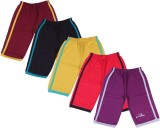 Provalley Short For Boys Cotton Linen Bl...
