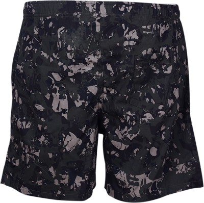 ArcticPlus Printed Men's Green Boxer Shorts