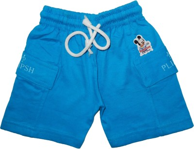 PLIPSH Slim Fit Boy's Blue Trousers