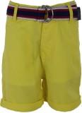 Ice Boys Short For Boys Cotton Linen Ble...