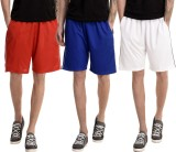 Dee Mannequin Solid Men's White, Red, Bl...